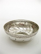 Silver bowl 