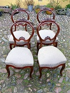 Nyrococo chairs 