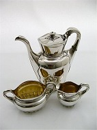 Jugend coffee set 