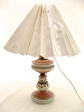 Opaline lamp 
