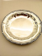 Silver salver R 