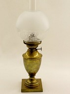 Brass oillamp 