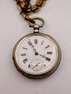 Silver pocket 