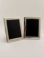 A pair of sterling 