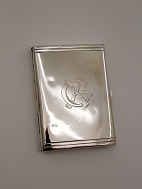 Silver cigarette / 