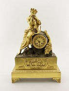 French gilt bronze 