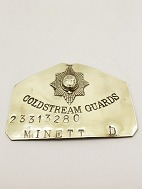 Brass military 