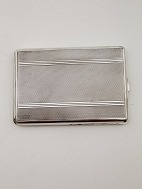 Silver art deco 