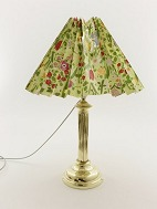 Brass lamp 58 cm.  