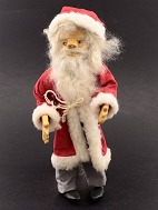 Wood Santa Claus 